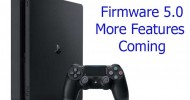 PS4 Firmware 5.0 Hidden Features