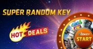 SCDKey Super Random Key Promotion