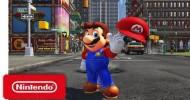 Super Mario Odyssey Resolution - Docked And Handheld