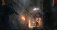 Battlefield 1 - They Shall Not Pass DLC Concept Art