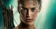 Tomb Raider Movie Star Alicia Vikander Played Tomb Raider On PS1