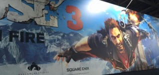 Just Cause 3 Preview at EGX 2015