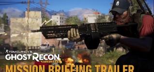 Tom Clancy's Ghost Recon Wildlands Mission Briefing Trailer
