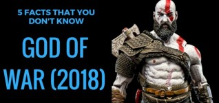God of War (2018): 5 Facts That No One Knows
