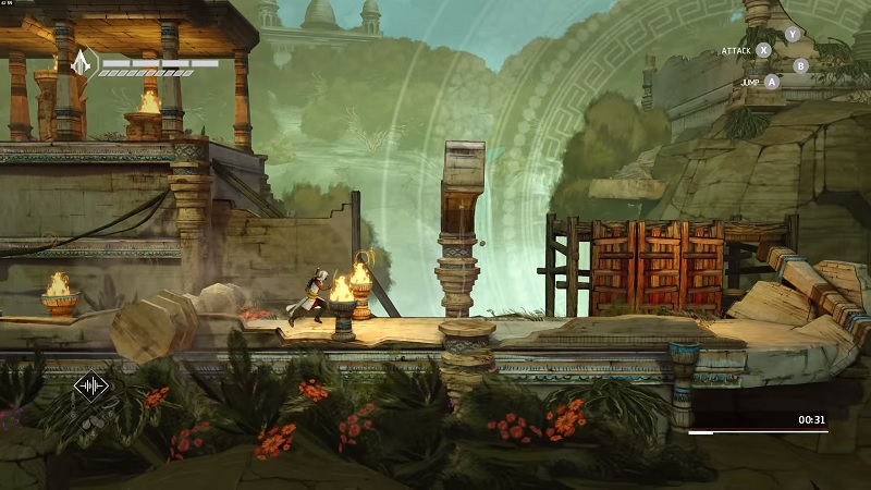 Assassin S Creed Chronicles India Walkthrough Memory 9 The