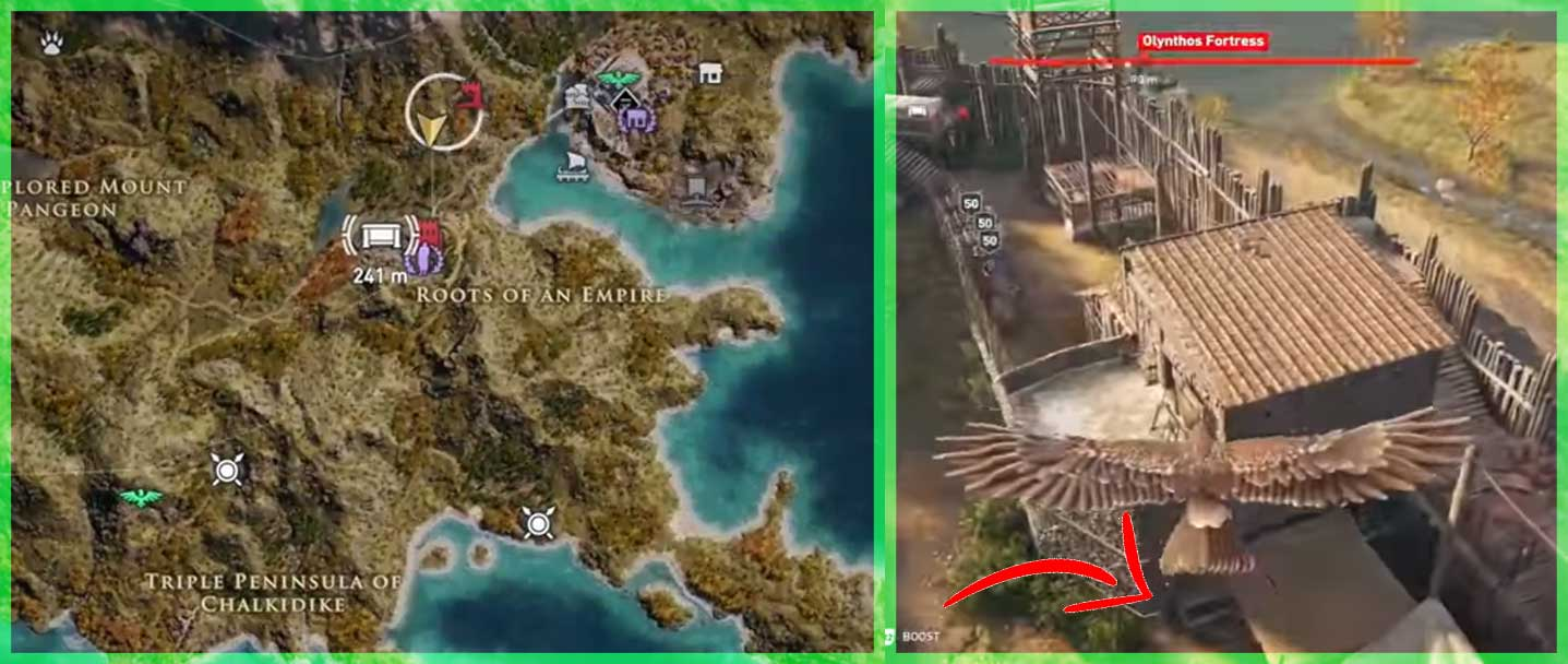17 Legendary Chest Locations In Assassin S Creed Odyssey Map