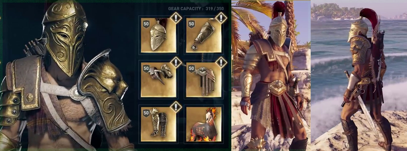 spartan war hero set