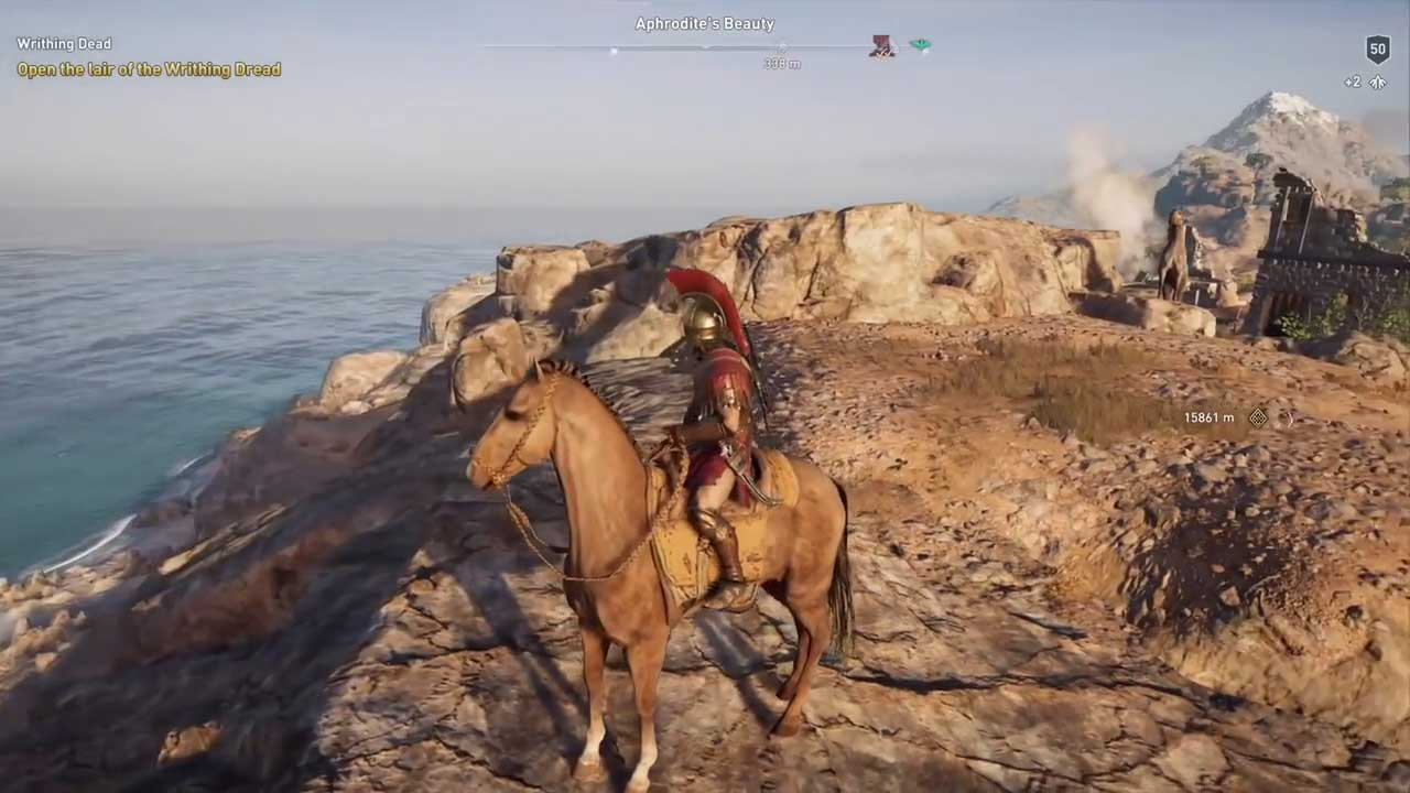 Assassin's Creed Odyssey Mounts | Mount Locations And How To
