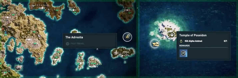 Unlock Poseidon's Trident