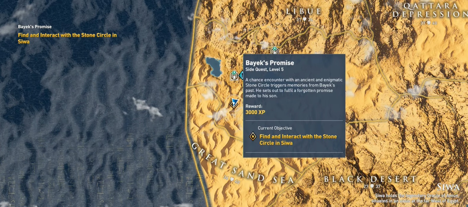 12 Stone Circle And Where To Find Them - Assassin\'s Creed Origins