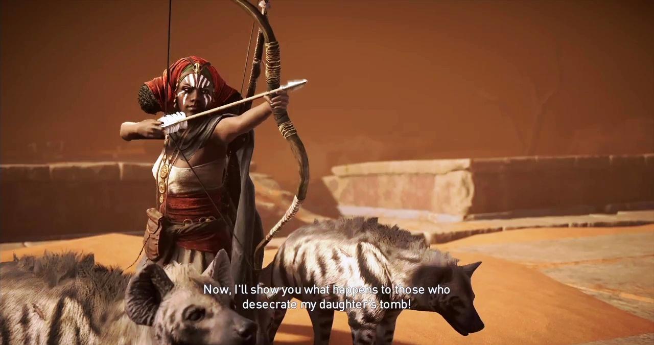 Pompeius Magnus And Hyena Walkthrough - Assassin's Creed ...