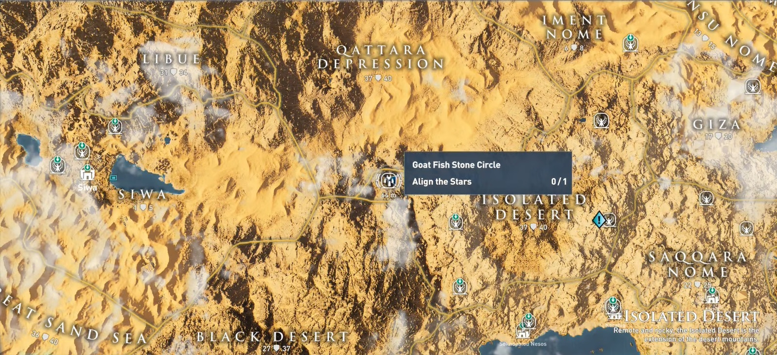 12 Stone Circle And Where To Find Them Assassin S Creed Origins Gamepur