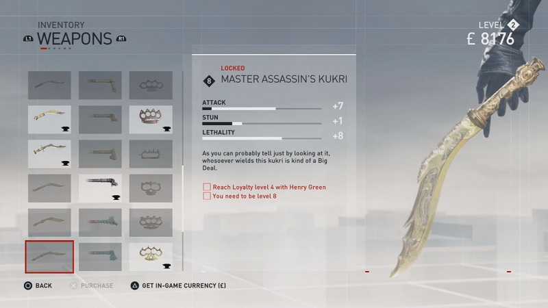 6 Best Weapons To Use In Assassin S Creed Syndicate Gamepur