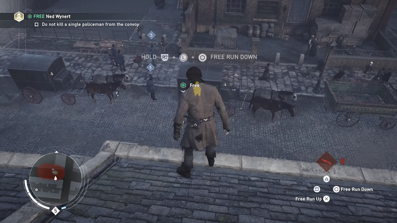 how to kill 2 people at once assasins creed 3