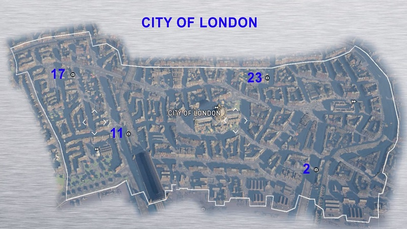 Secrets Of London Locations Assassin S Creed Syndicate