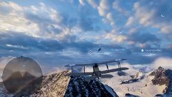 pursue allied aircraft