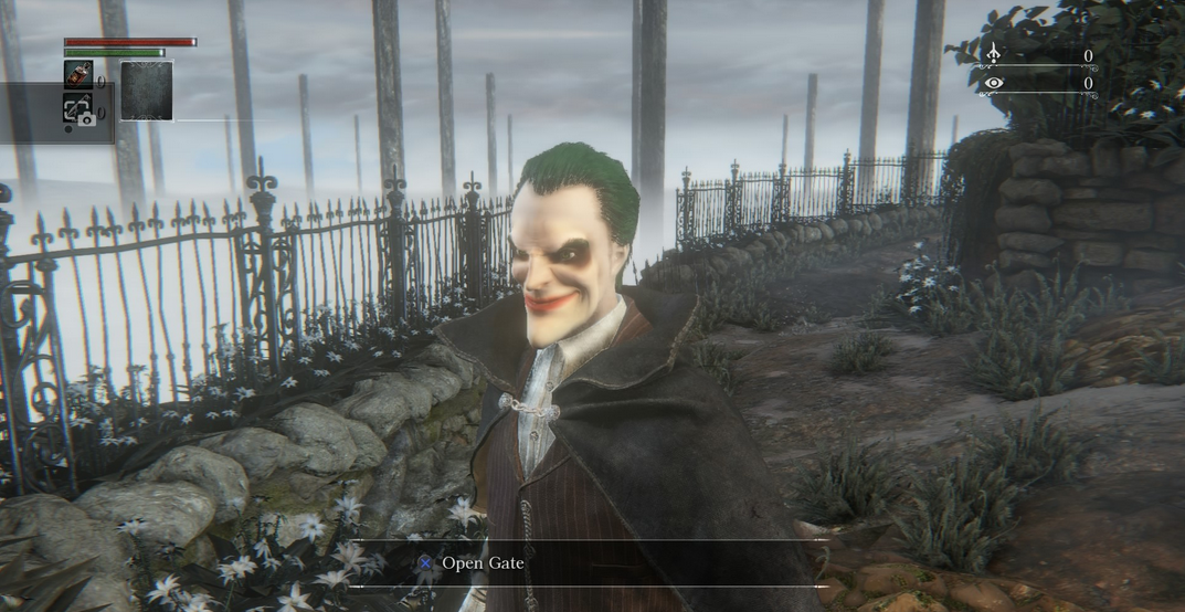 Bloodborne: How To Make Joker As Playable Character ...