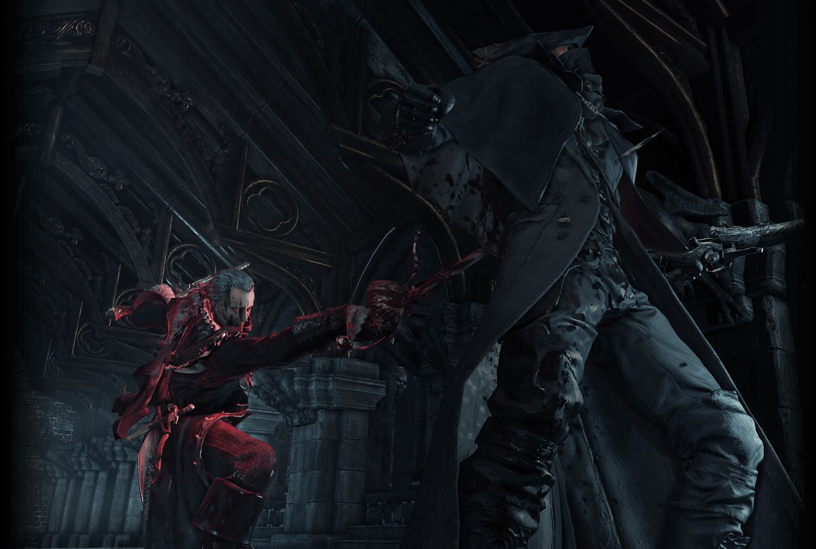 """Bloodborne Need """"41GB HDD"""" Space On PS4, New Details On"""