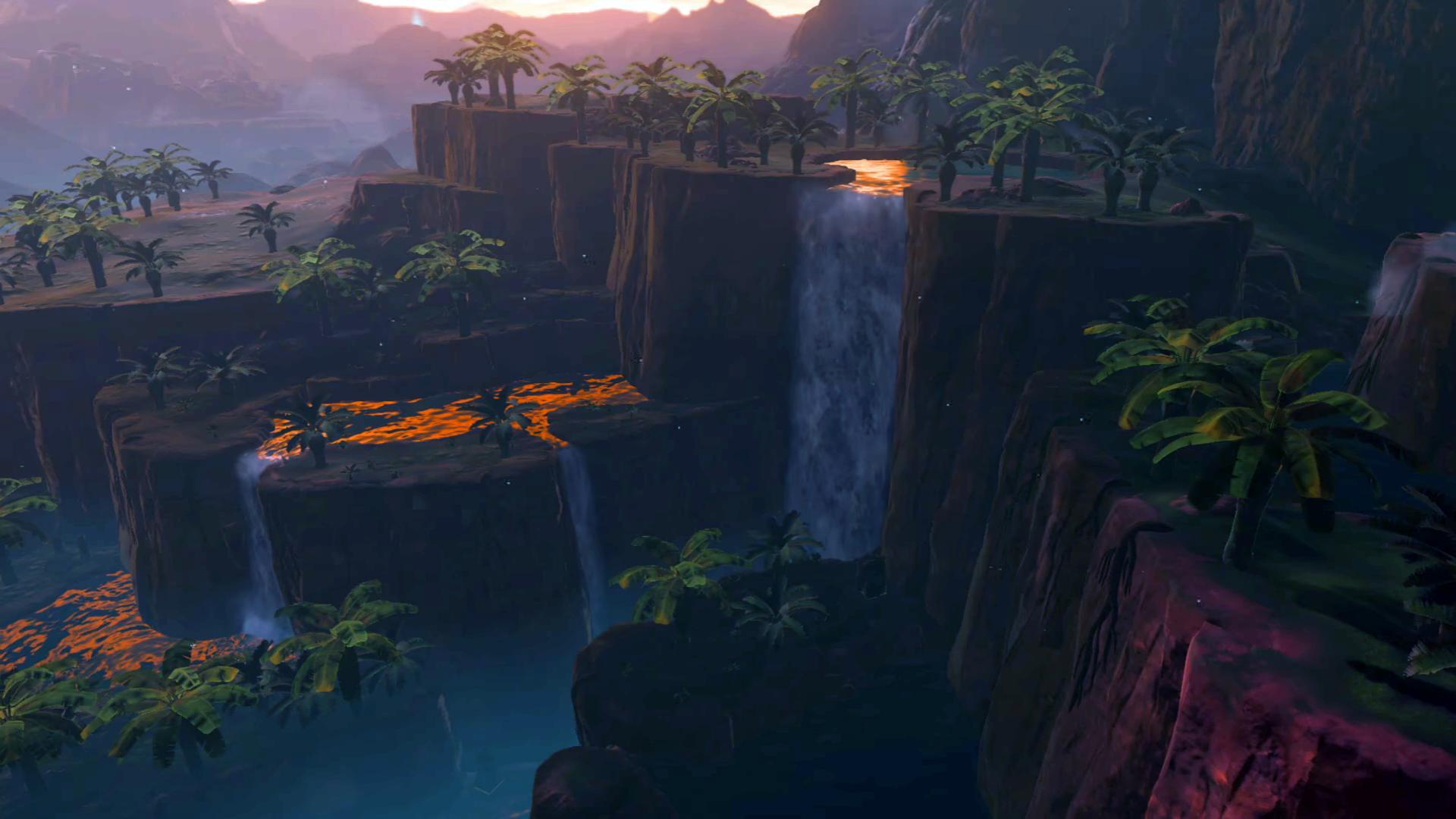 Zelda: Breath of the Wild Comparison Screenshot 2