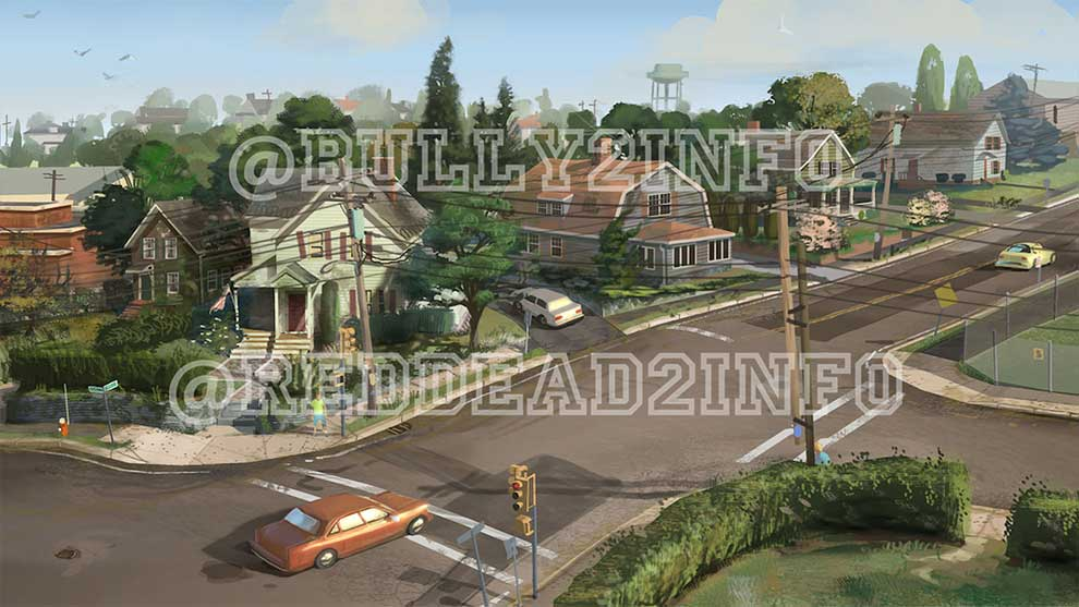Bully 2 Concept Art Images Leaked Online, Game Was In ...
