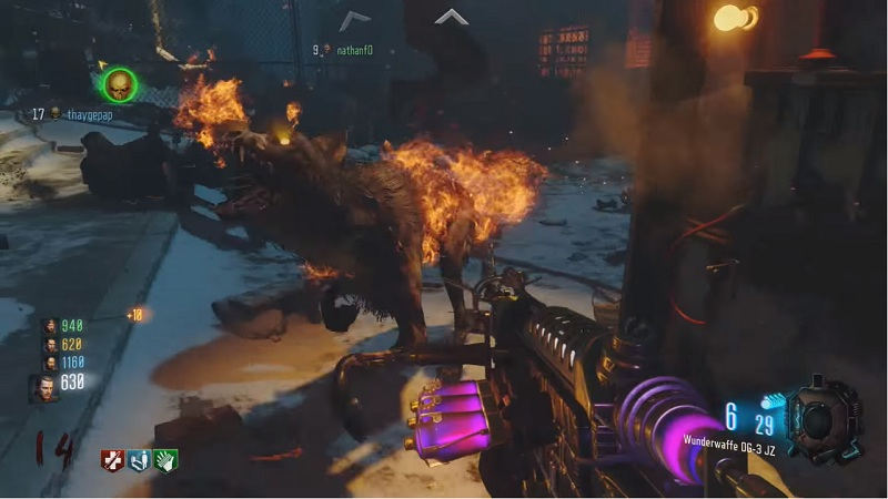 7 Best Wonder Weapons To Use In Call Of Duty Black Ops 3 Zombies