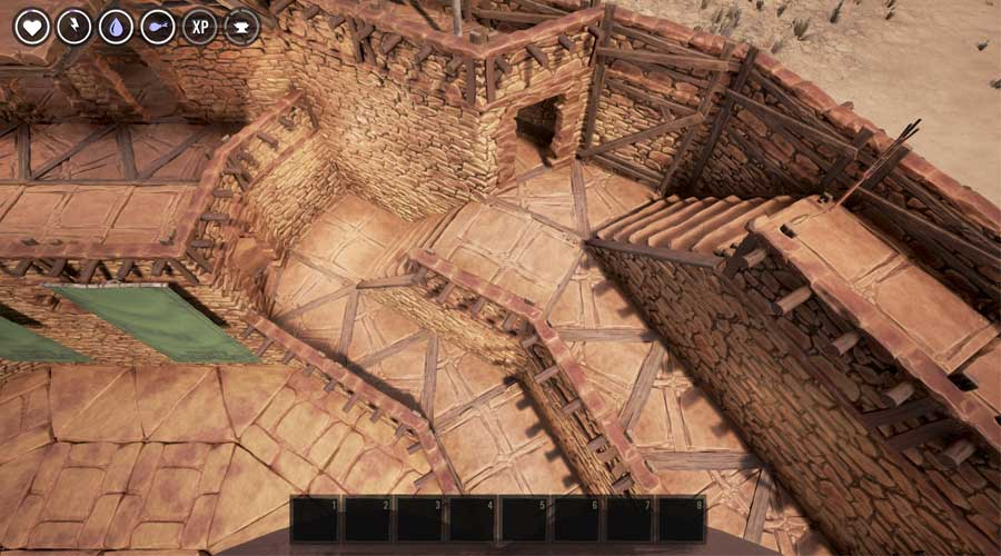 conan-exiles-arena2 Pillar Design For House on front porch designs for houses, flat design for houses, door design for houses,