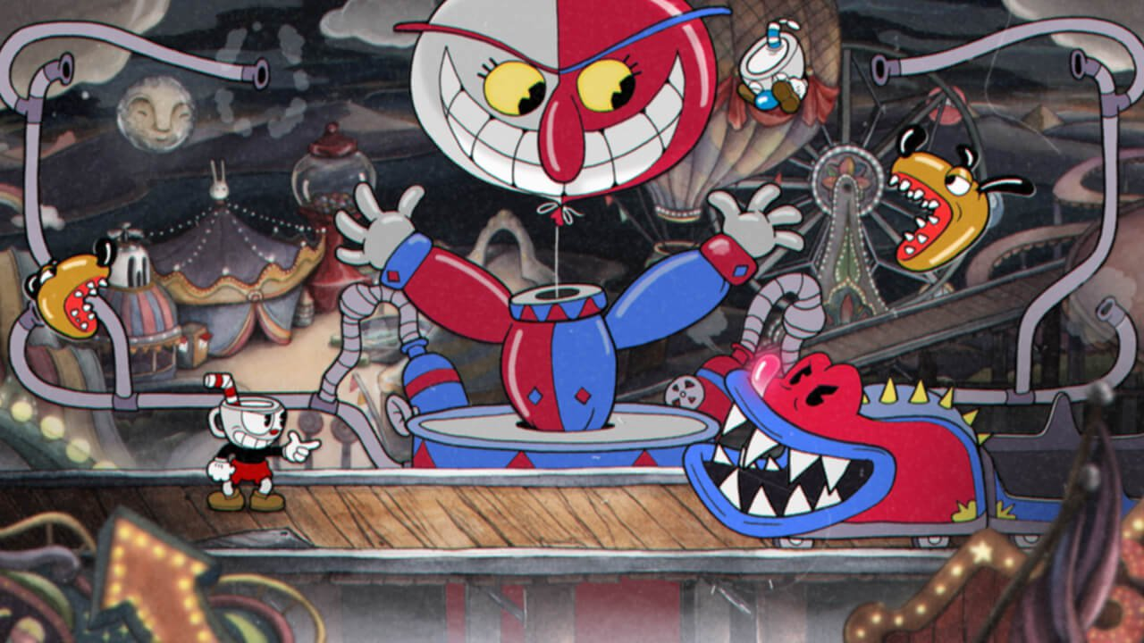Cuphead Review Screenshot 1