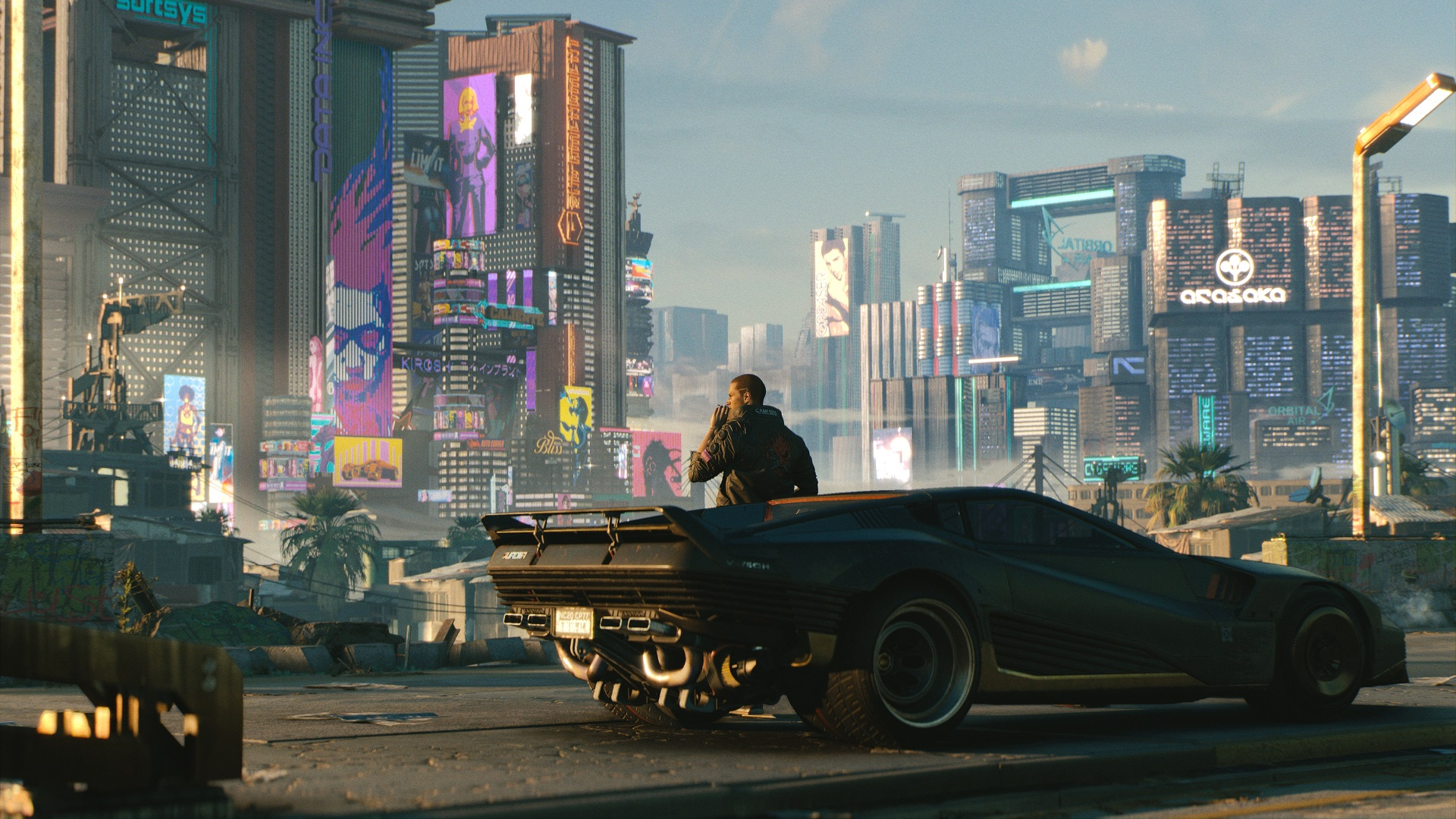 Cyberpunk 2077 - Deus Ex + Crysis + Witcher At Scale