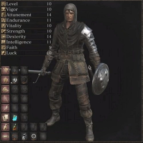 Strength Build Dark Souls