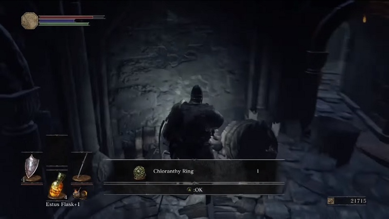 Dark Souls  Covetous Silver Serpent Ring  Location
