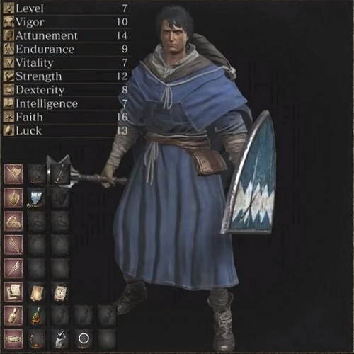 Dark Souls 3: Character Classes Build Guide
