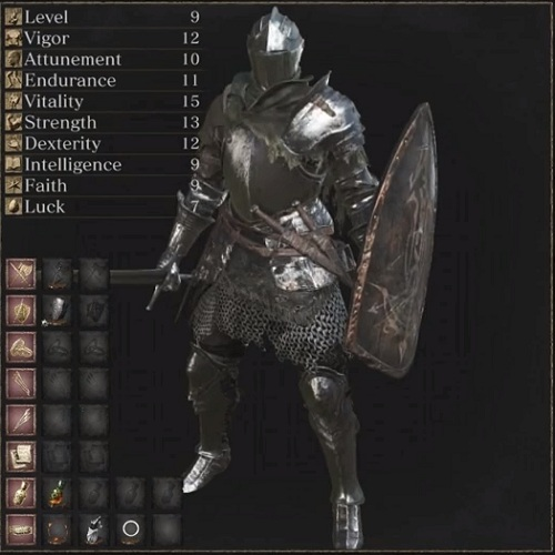 Strength Builds Dark Souls