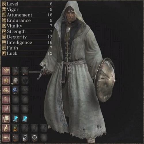 Dark Souls 3: Character Classes Build Guide