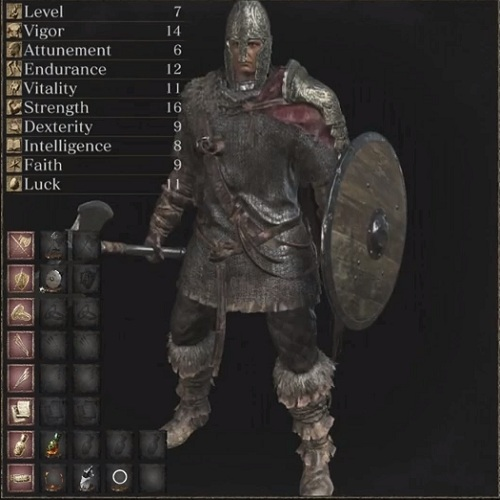 Dark Souls  Best Stats For Intelligence Balanced Build