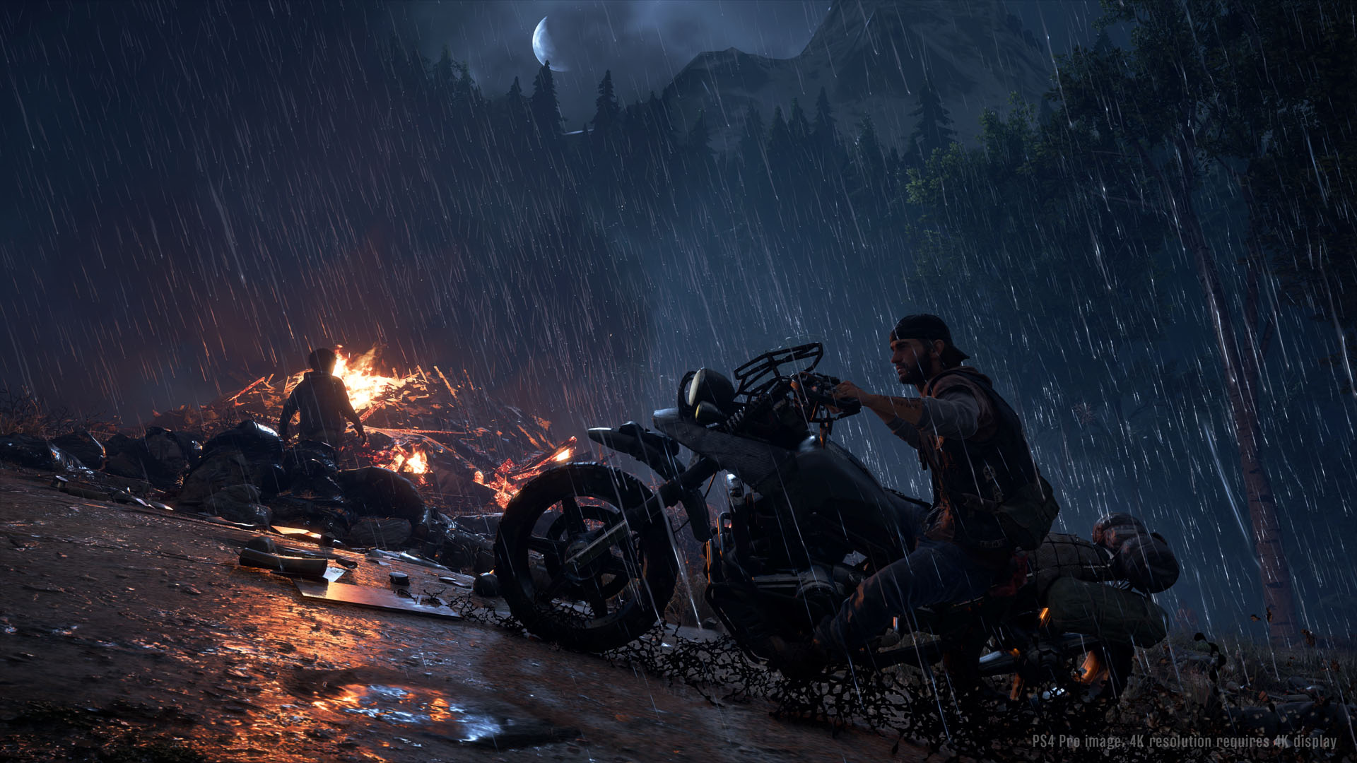 Days Gone E3 2017 Demo Gameplay Screenshot