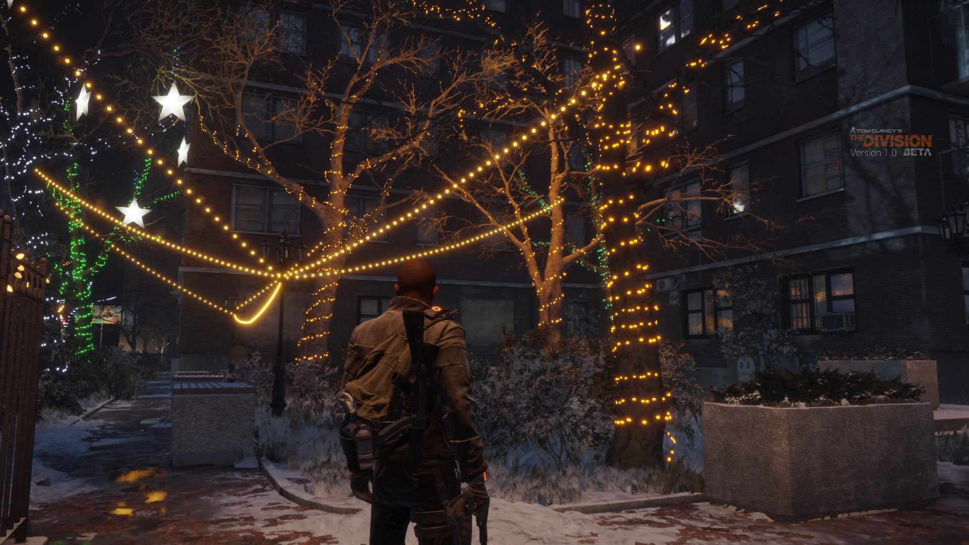 tom clancy 39 s the division beta already playable on ps4 leaked 1080p screenshots shows stunning. Black Bedroom Furniture Sets. Home Design Ideas
