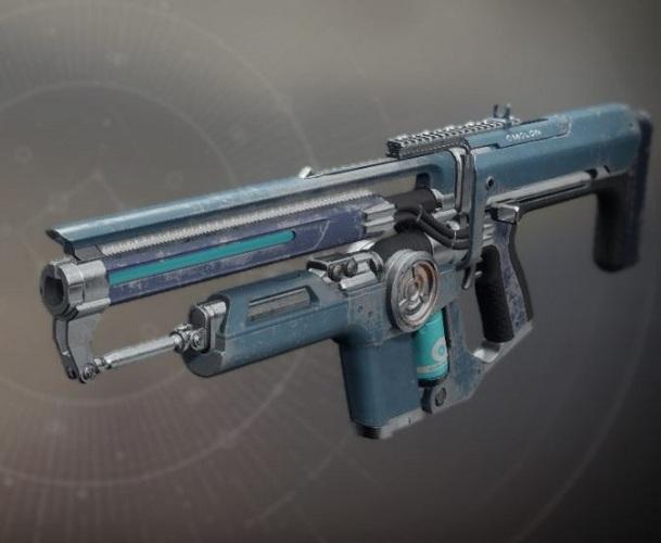 Destiny 2 Jiangi AR4