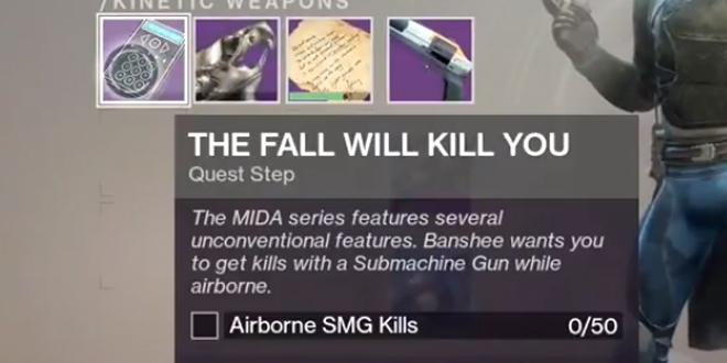 Where And How To Unlock MIDA Multi-Tool In Destiny 2 - Perks And Lore