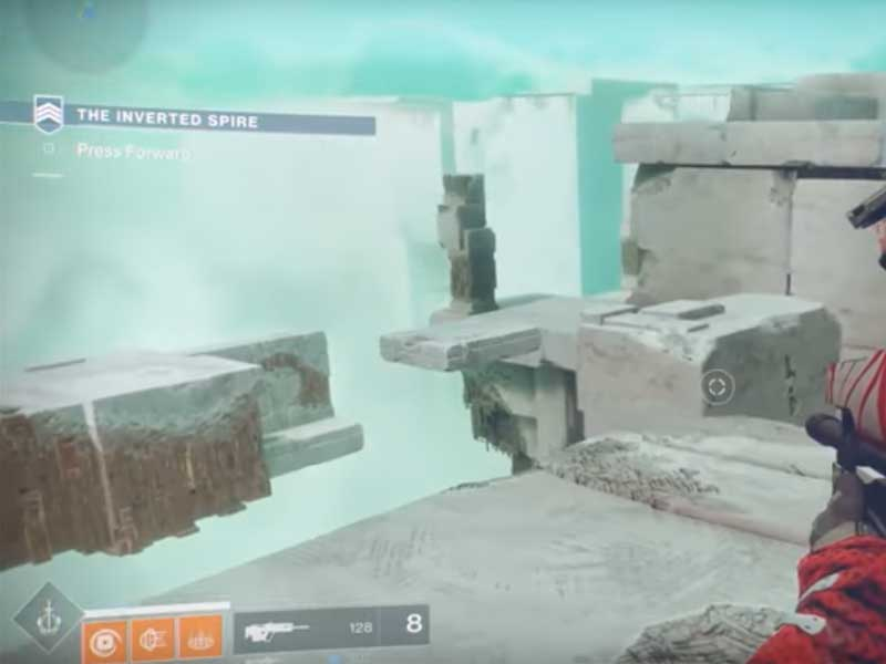 Inverted Spire Strike Walkthrough - Destiny 2