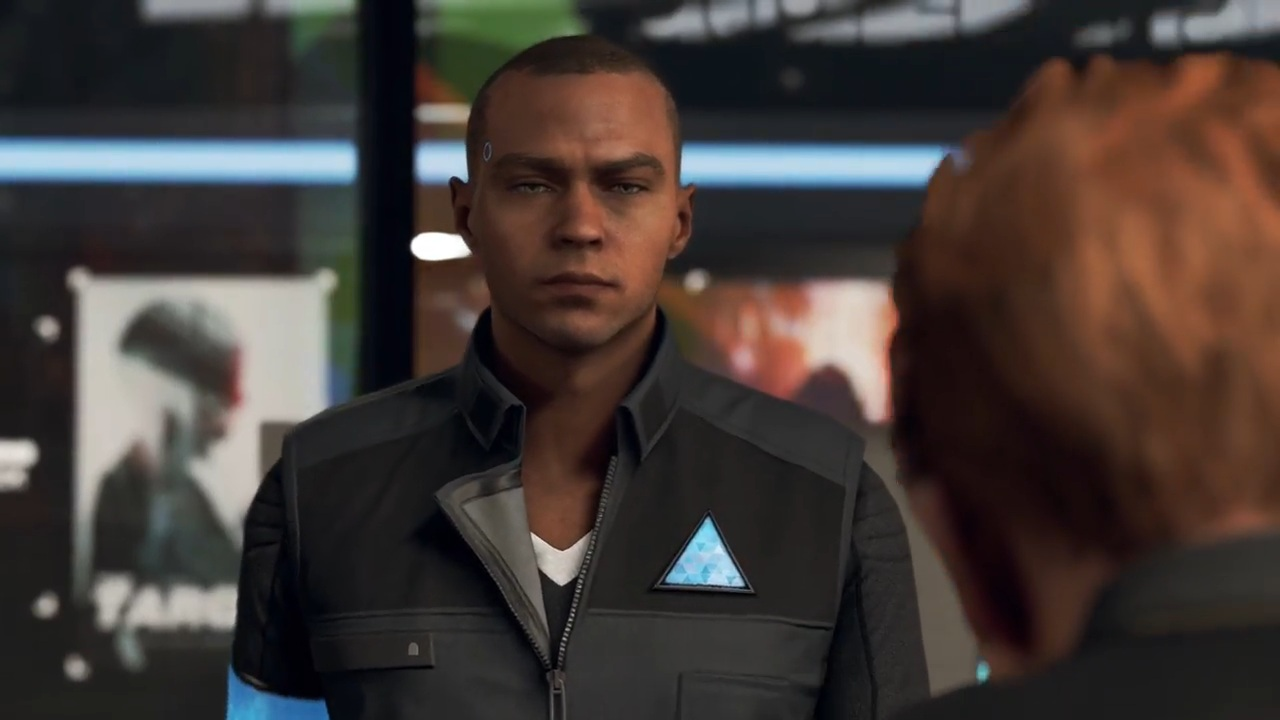 Detroit Become Human Character Abilities