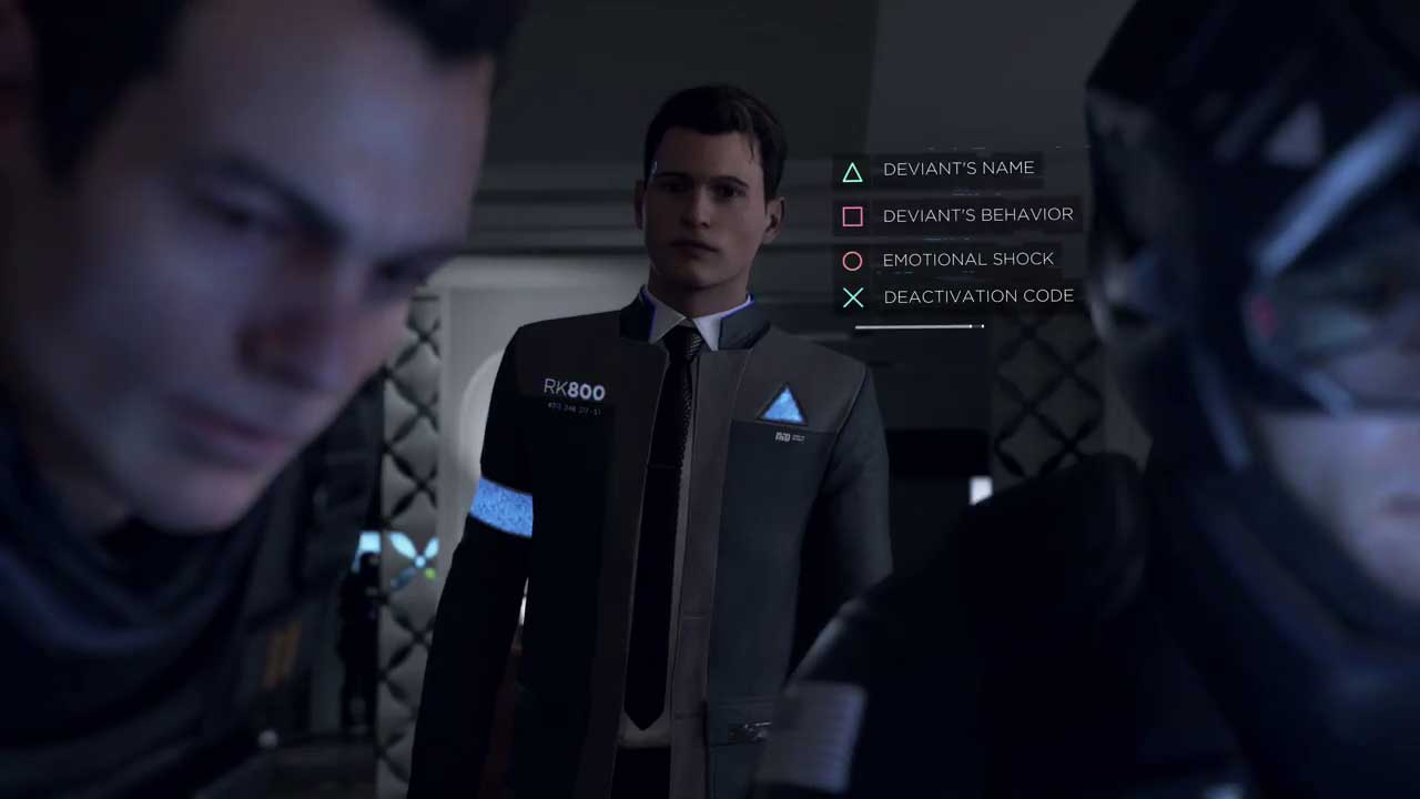 Detroit Become Human The Hostage Walkthrough