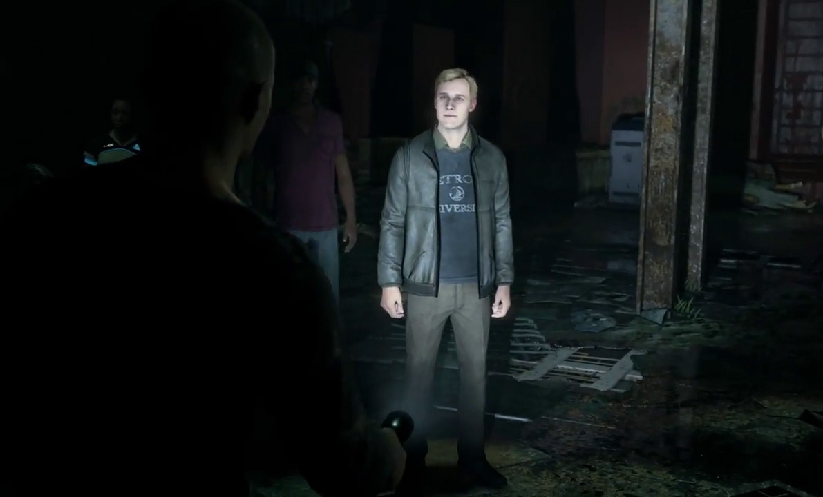 Detroit Become Human Walkthrough Jericho And The Nest