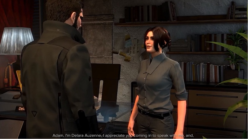 Taking Care Of The Business Deus Ex Mankind Divided