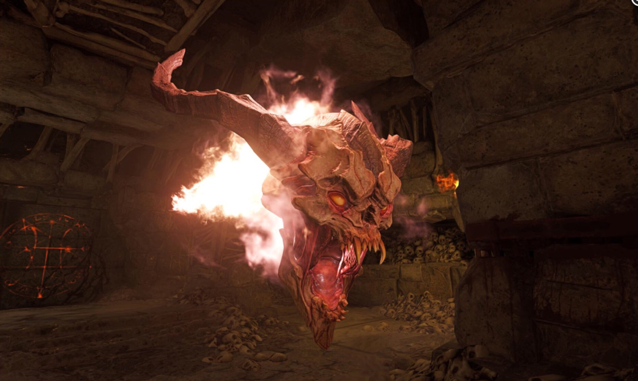 New DOOM Screenshots Leaked From GameInformer Magazine ... Multiplayer Hearts