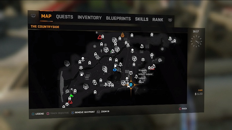 Dying Light The Following Where To Find All The Charms