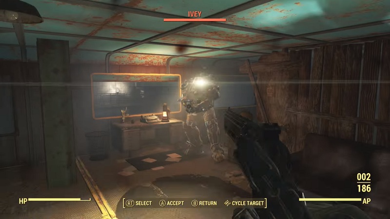 fallout 4 dlc tesla armor and rifle location guide. Black Bedroom Furniture Sets. Home Design Ideas