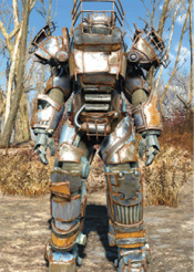 How To Craft Heavy Armor Fallout