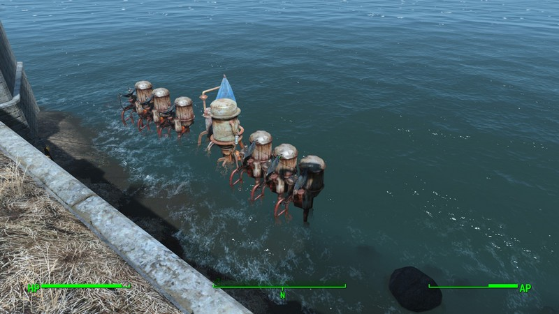 how to use power generators in fallout 4