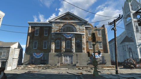Fallout 4 how to get 100 concord useful items loot map for Fallout 4 mural