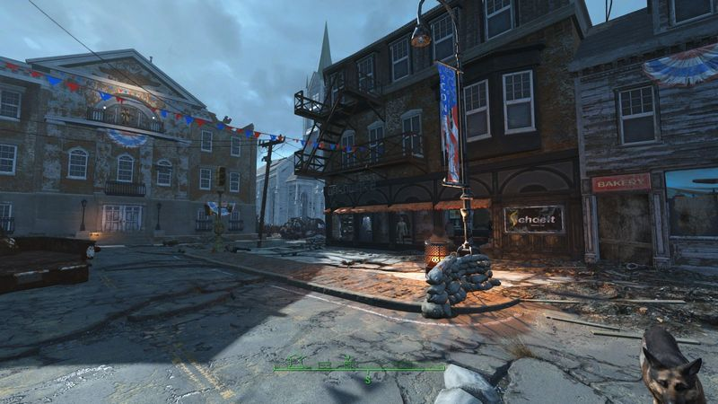 Fallout 4 How To Get 100 Concord Useful Items Loot Map